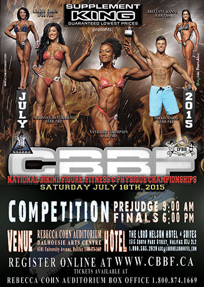 2015 Bikini, Figure, Fitness and Physique Championships