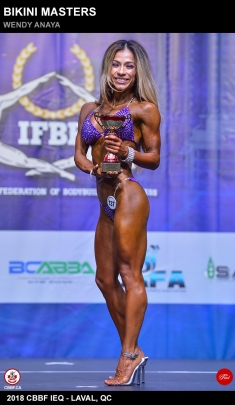 2018 IFBB International Events Qualifier
