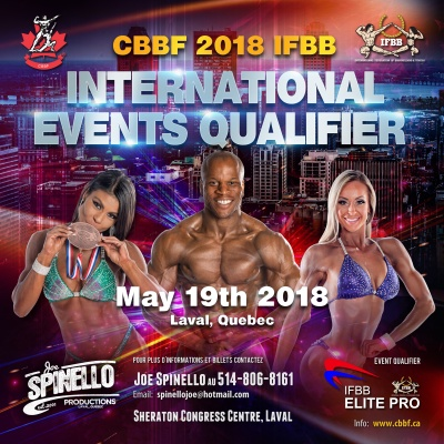 2018 International Events Qualifier