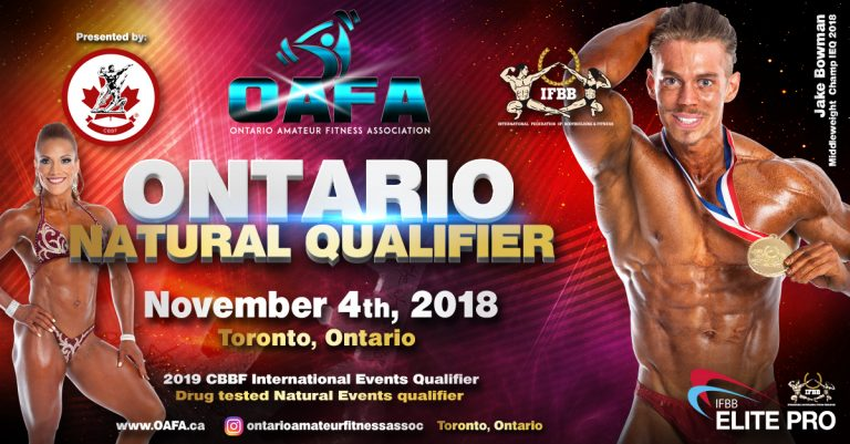 2018 Canadian National Championships – July 14, 2018 – Laval, QC