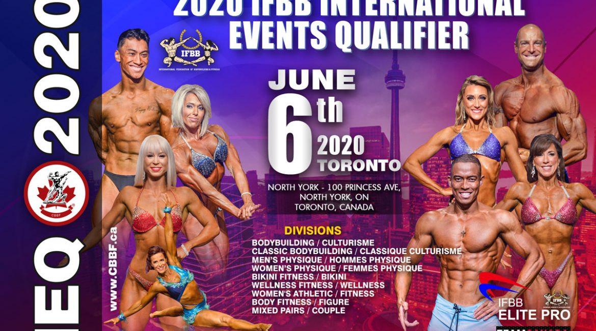 2020 IFBB Event Qualifier