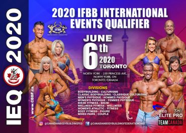 IFBB IEQ Competition